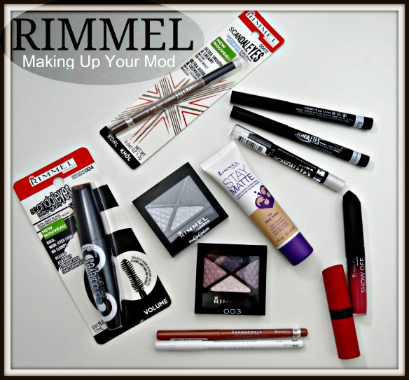 Rimmel Making Up Your Mod Prom Makeup Look #beautyinspiration #shop #cbias