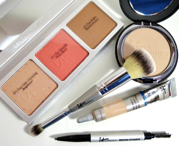 IT Cosmetics IT's All About You 5 Piece Customer Favorites #qvc #tsv