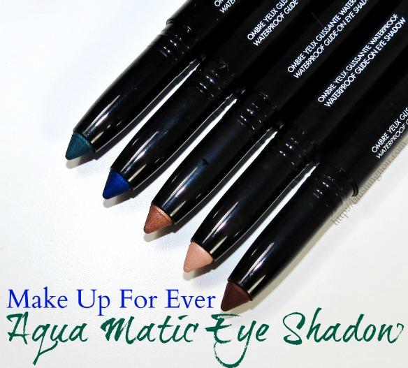 Make Up For Ever Aqua Matic Eye Shadow Waterproof