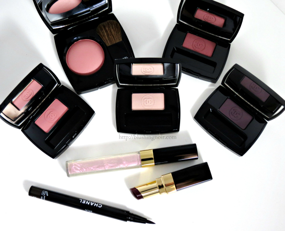 Chanel États Poétiques Fall 2014 Collection Product photos