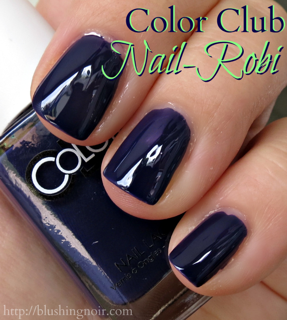 Color Club Safari Garden Nail Polish Collection Swatches