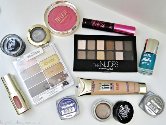 Top 10 Drugstore Beauty