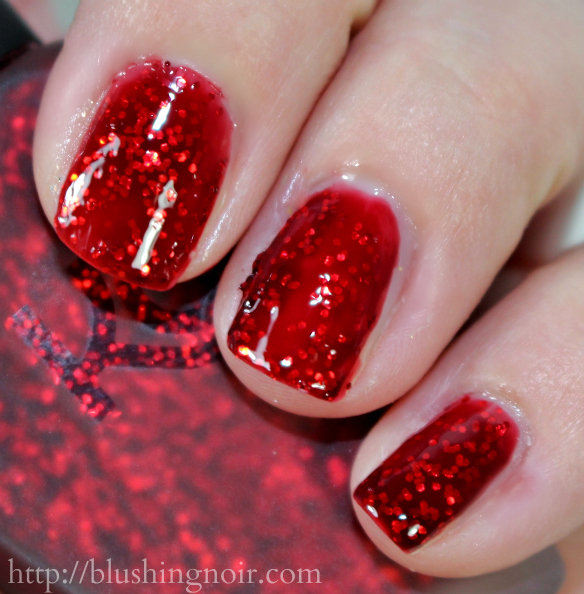 Knockout Cosmetics KOxHedwig Nail Polish Collection Swatches