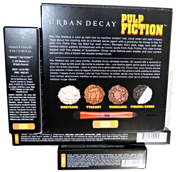 Urban Decay Pulp Fiction 2
