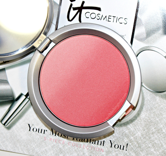 IT Cosmetics CC+ Radiance Ombre Blush Swatches