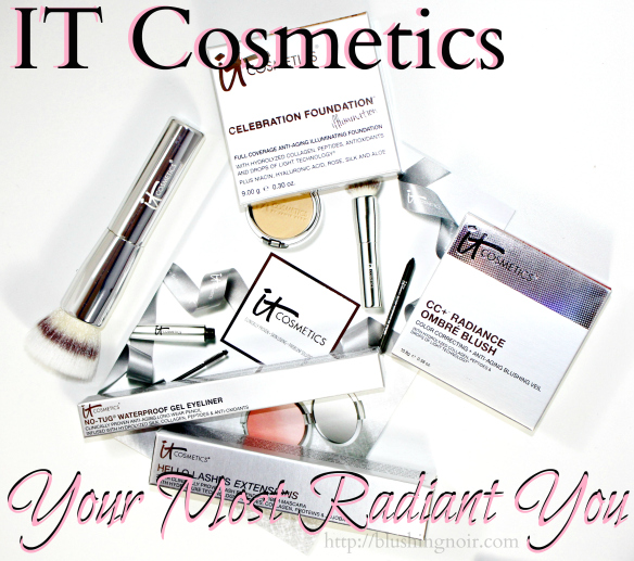 IT Cosmetics Your Most Radiant You Swatches Review