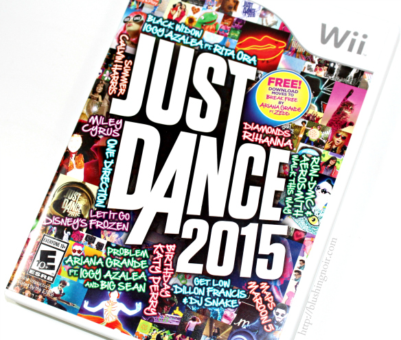 just dance 2015 game review. Black Bedroom Furniture Sets. Home Design Ideas