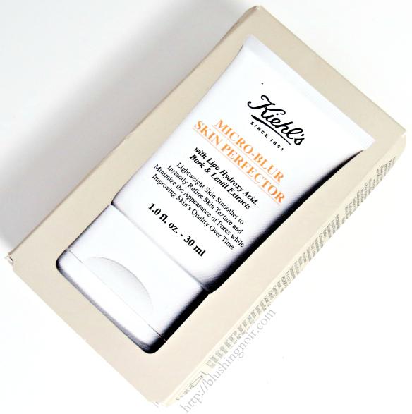 Kiehl's Micro-Blur Skin Perfector Review