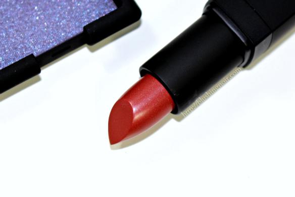 NARS Femme Fleur Hardwired Lipstick Review
