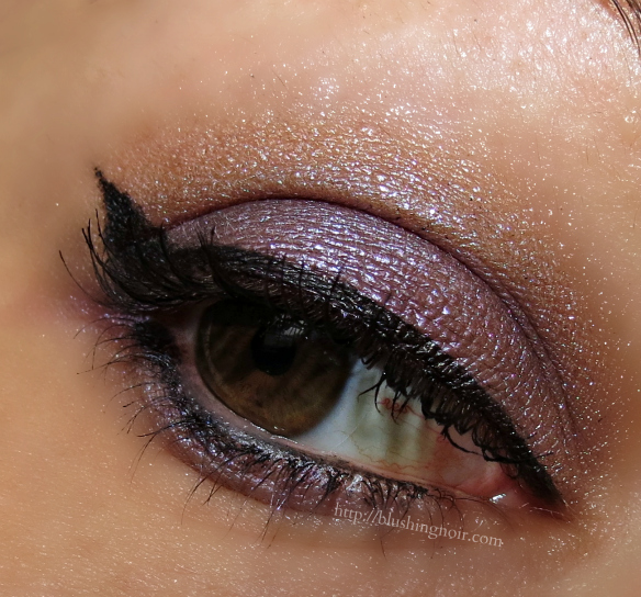 NARS Holiday 2014 Eye Look