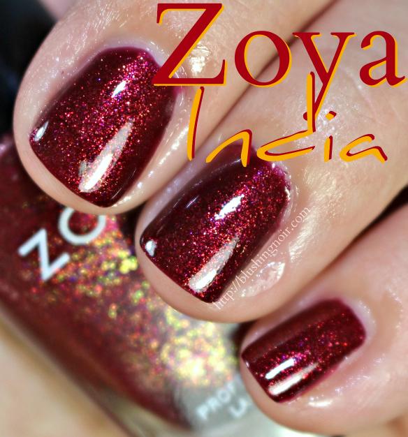 Zoya Ignite Nail Polish Swatches