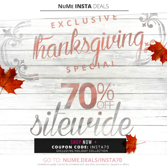 Nume coupons november