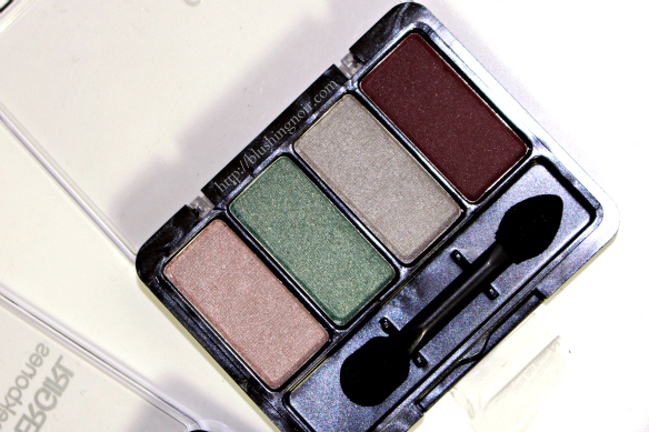 COVERGIRL Prom Queen 224 Eye Enhancers Swatches