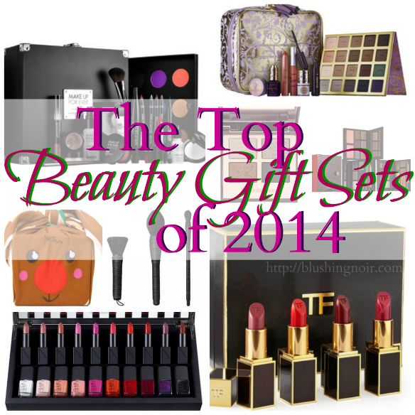 Top holiday gift sets for beauty