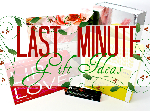 Last Minute Gift Guide // Beauty Edition