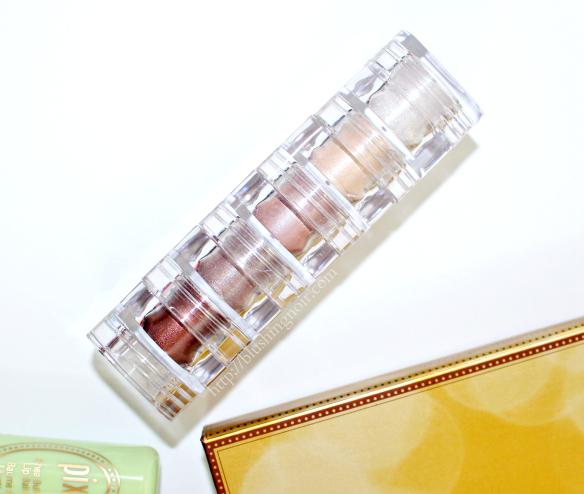 Pixi Beauty Fairy Dust Favourites - Light Catchers review