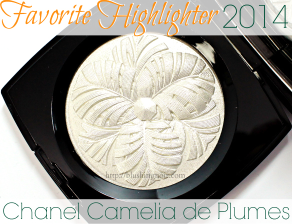 Chanel Camelia de Plumes Highlighting Powder Favorite Highlighter of 2014
