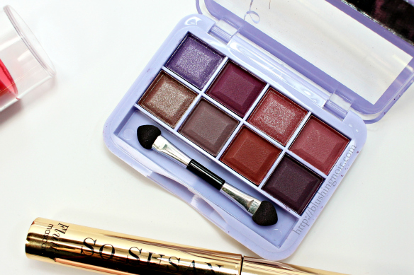So Susan Sumptuous Smoke Eyeshadow Palette review