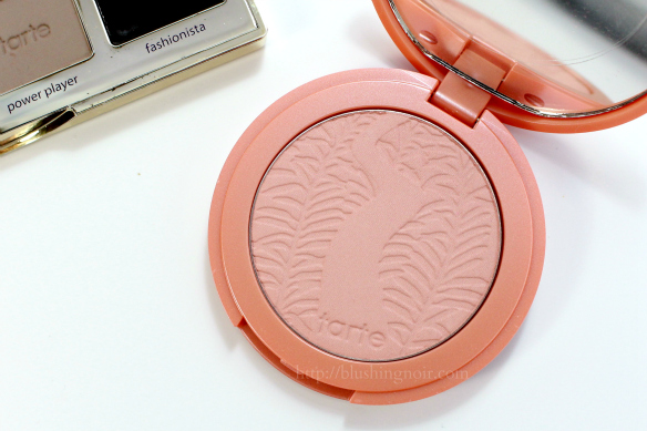 Tarte Celebrated Blush Review