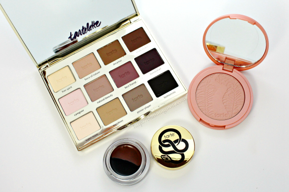 Tarte Spring 2015 get the look