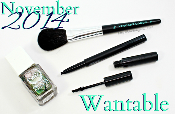 Wantable Swatches Review November 2014