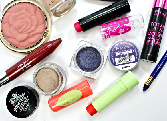 Best Makeup Products at the Drugstore