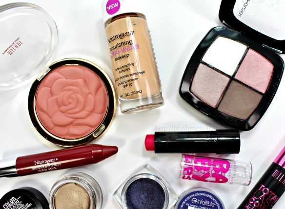 Drugstore Makeup Products to buy