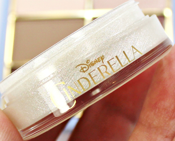 MAC Cinderella Studio Eye Gloss Swatches Review