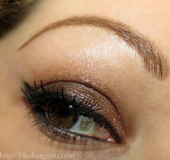 Milani Florence Fierce Foil Eyeshine eye look