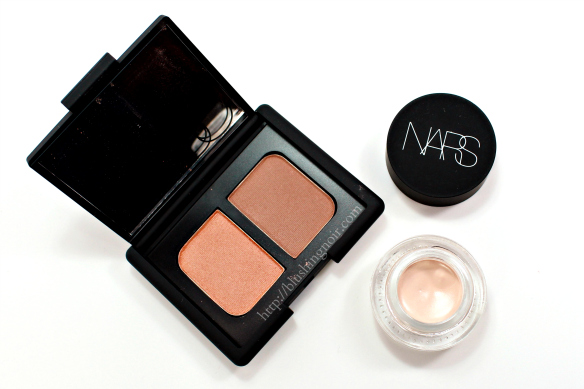 NARS Spring 2015 Makeup swatches review