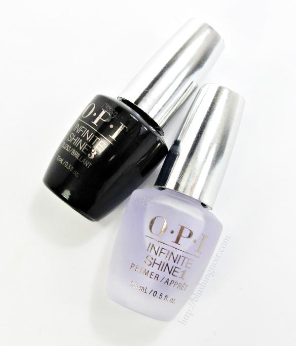 OPI Infinite Shine Primer Gloss