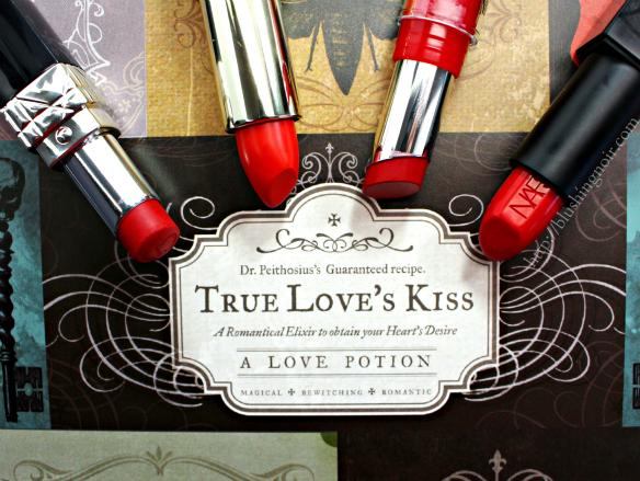 Red Lipsticks for True Love's Kiss