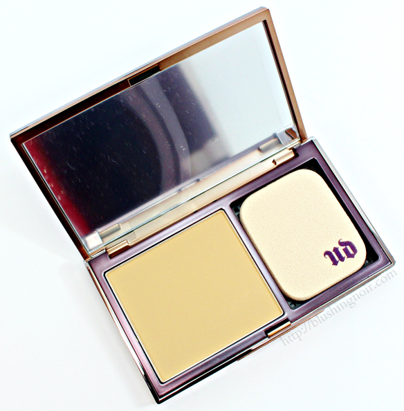 Urban Decay Naked Skin Powder Foundation review