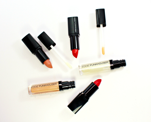 Eddie Funkhouse Lipstick review
