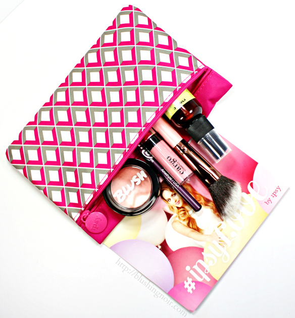 February 2015 ipsy glam bag