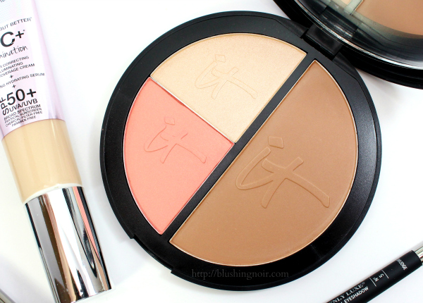 IT Cosmetics Anti-Aging Vitality Face Disc Swatches