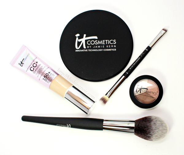IT Cosmetics CC+ Your Way To Radiant Skin! 5-Piece Collection QVC TSV