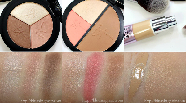 IT Cosmetics CC+ Your Way To Radiant Skin! 5-Piece Collection swatches