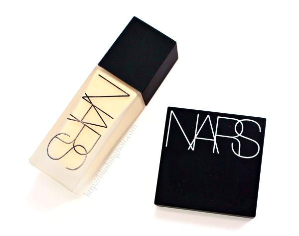 NARS luminous Foundation dual intensity blush review