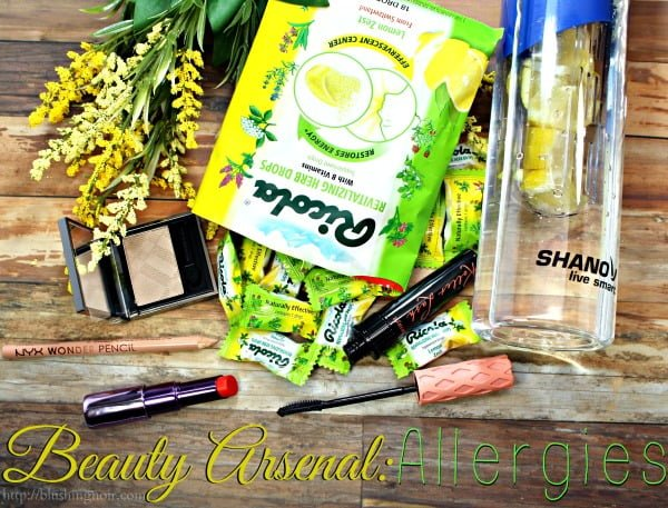 Beauty Products for Allergies #swissherbs