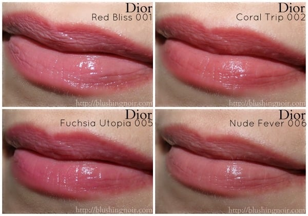 dior addict tie dye lipstick swatches. Black Bedroom Furniture Sets. Home Design Ideas