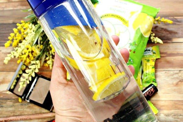 Lemon Water #swissherbs