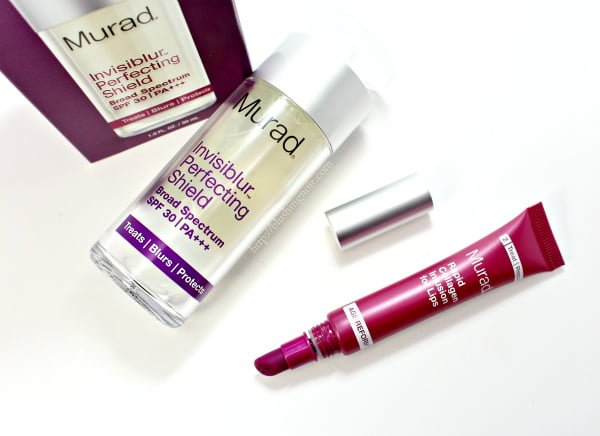 Murad Rapid Collagen Infusion for Lips review