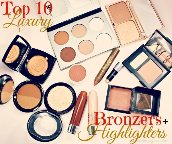 Top 10 Luxury Highlight & Contour Beauty Products
