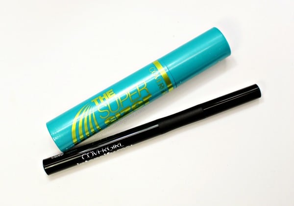 COVERGIRL mascara liner review