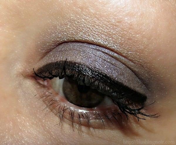 Hard Candy Smokey Eyes Eyeshadow Palette EOTD