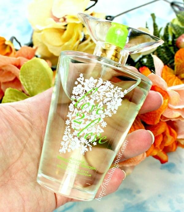 Love2Love Jasmine + Sparkling Mimosa EDT #L2LMOM
