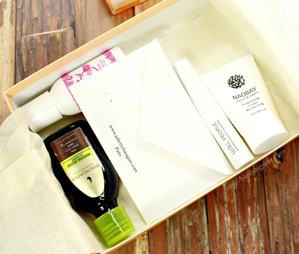 May 2015 Birchbox review