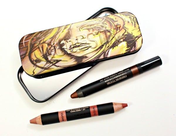 Nudestix Lip Cheek Eye Pencil review