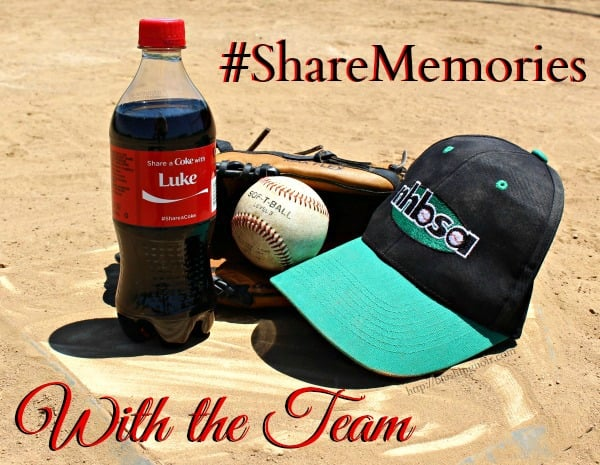 Share a Coke with #ShareMemories